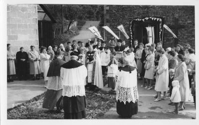 Firmung 1960